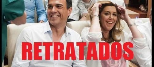 Los barones del PSOE han quedado retratados