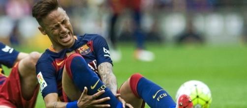 Neymar, atacante do Barcelona, da Espanha