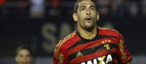 O meia do Sport, Diego Souza, é considerado o craque do time