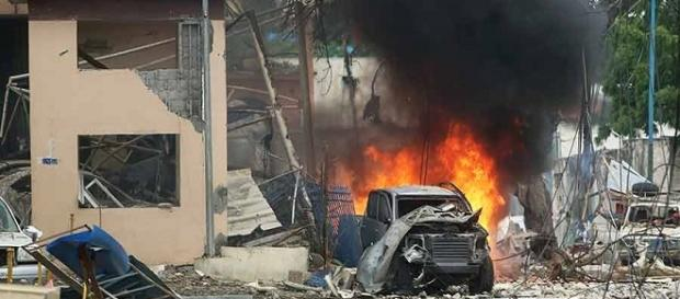 Grupo terrorista ataco un hotel en Somalia