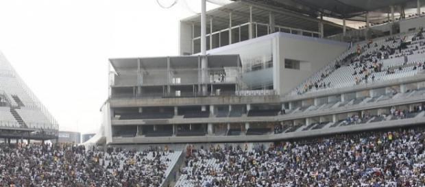 Itaquerão, estádio do Corinthians