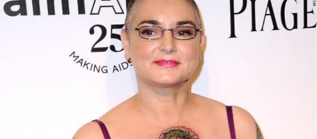 Sinead O'Connor denies rumors of being suicidal. (Yahoo Images)