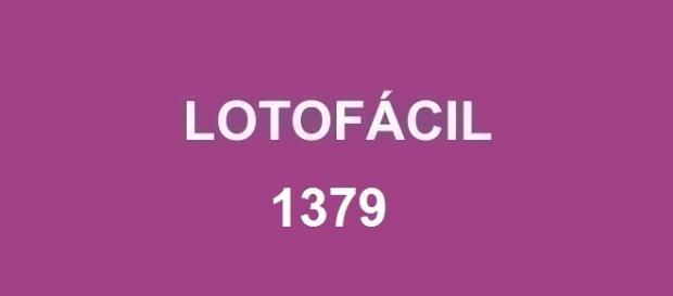 Veja o resultado da lotofácil 1379 e saiba se você ganhou um dos prêmios.