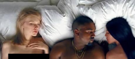 Famous es el video más polémico de Kanye West