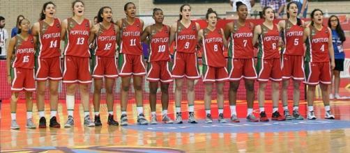 As 12 heroínas do nosso primeiro Mundial, 12 representantes da geração de ouro do basquetebol feminino português