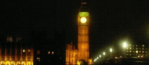 El Big Ben, Londres, Inglaterra