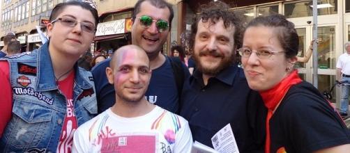 Nathan Bonnì, Danilo Ruocco, Davide Amato, Alessandro Rizzo, Martina Manfrin.