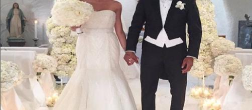 Satta e Boateng, incidente stradale dopo le nozze: feriti alcuni invitati