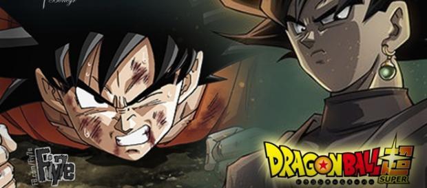 Dragon Ball Super: Black mata a Goku