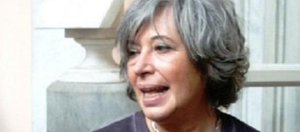 Marta Vincenzi, sindaco di Genova durante l'alluvione del 2011.