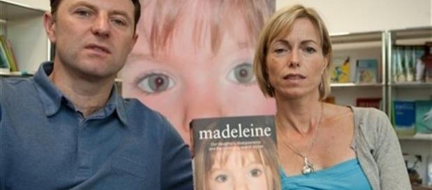 Maddie McCann nunca foi encontrada