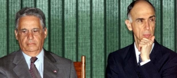 Marco Maciel foi vice-presidente da república entre 1995 e 2002