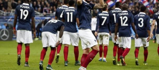 Seleção francesa em Londres sob fortes medidas de segurança - sapo.pt