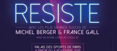 La comédie musicale Résiste, avec les plus grands succès de Michel Berger