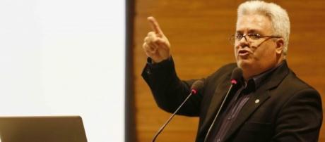 Sérgio Corrêa, presidente da Comissão de Arbitragem da CBF (Foto: Reprodução/Google)