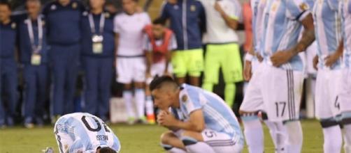 Argentina sufrió un nuevo golpe a nivel continental tras caer ante Chile en la final de la Copa América Centenario