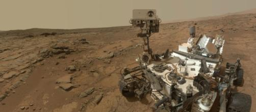 Curiosity May Try to Sample the Water on Mars - popularmechanics.com