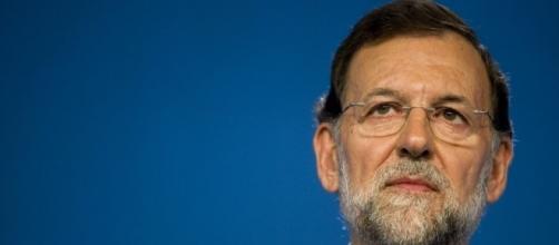 Il primo ministro spagnolo, leader del Partito Popolare, Mariano Rajoy