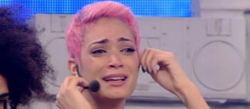 La cantante leccese Elodie Di Patrizi.