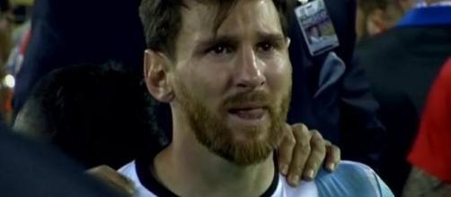 Lionel Messi abandona el seleccionado argentino