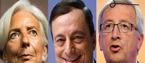 Los principales señalados por los euro escépticos.