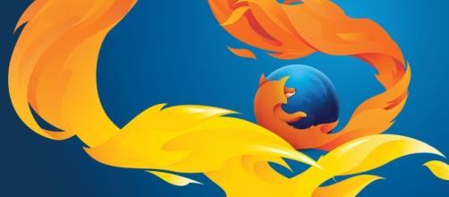 Mozilla Firefox logo illustrativo.
