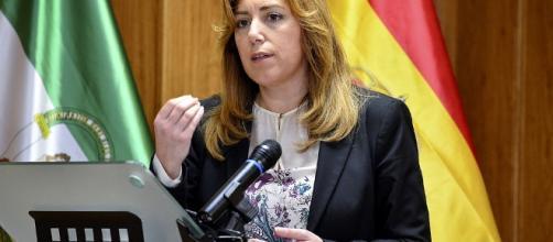 Susana Díaz política andaluza.