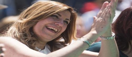 Susana Díaz, política perteneciente al PSOE