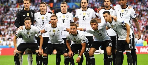 Alemanha venceu bem pelas oitavas da Euro