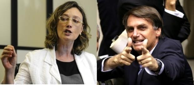 Maria do Rosário vence a primeira batalha contra Bolsonaro e abre processo contra ele no STF