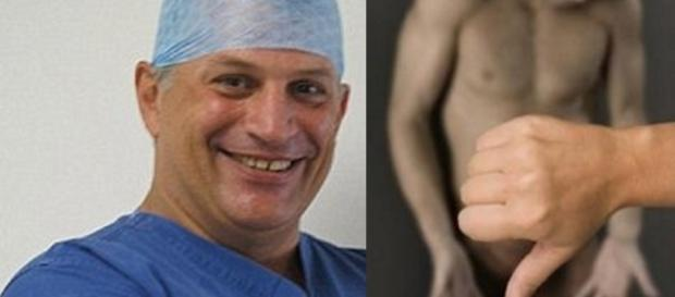 Médico se engana e arranca testículo de paciente