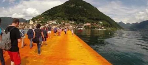 Meteo Sulzano passerella Lago d'Iseo ultima settimana