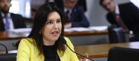 Senadora Simone Tebete (PMDB-MS)