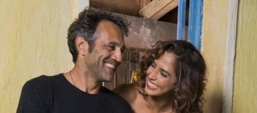 Camila e Domingos fazem parceria de sucesso (Divulgação/Globo)