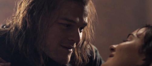 Eddard Stark encuentra moribunda a su hermana Lyanna