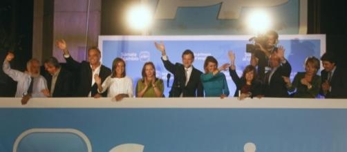 El Partido Popular, ganador de las elecciones.