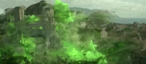 Game of Thrones 6x10: who died in the season finale. Screencap: Game of Thrones Best Scenes via YouTube
