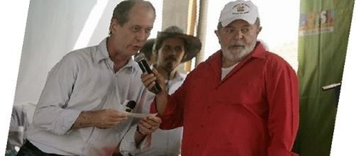 Para Ciro Gomes uma possível prisão de Lula é compactuar com a ilegalidade, tirá-lo de circulação é a melhor opção no momento.