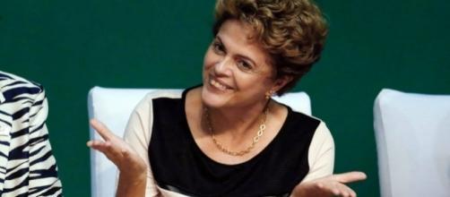 Presidente afastada Dilma Rousseff