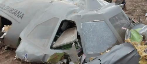 Reinicia rescate de militares muertos en accidente aéreo