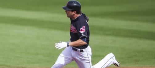Tyler Naquin has been a key cog for the Indians. Photo from letsgotribe.com