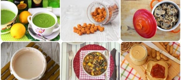 Alternativas a la carne que no son tofu. - cocinillas.es