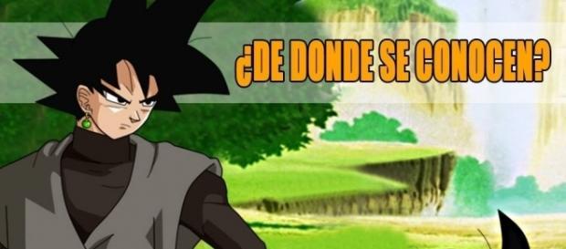 Black ya había conocido a Goku en el futuro