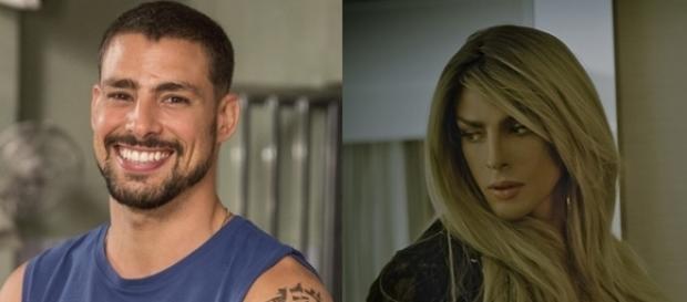 Cauã Reymond dá vida à personagem 'Clara', uma transexual no vídeo clipe 'Your armies'.