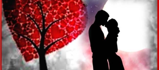 Conjuro de amor para la pareja.