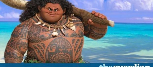 Disney depiction of obese Polynesian god in film Moana sparks ... - makemefeed.com