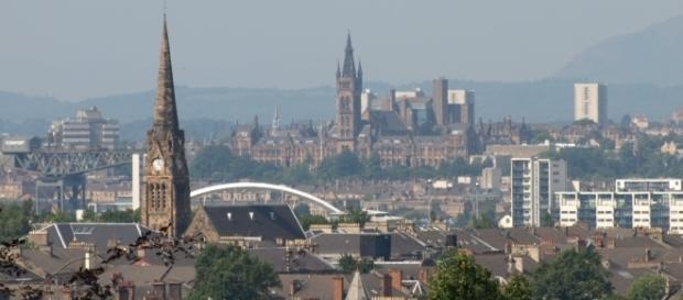 Glasgow, capital da histórica Escócia