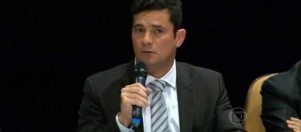 Juiz Sérgio Moro (créditos: blastingnews)