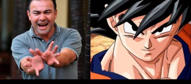 Mario Castañeda, voz de Son Goku