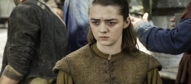 Arya Stark in 'Game of Thrones', previewing season 7/Photo via YouTube